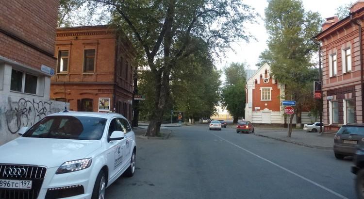 Старый Иркутск