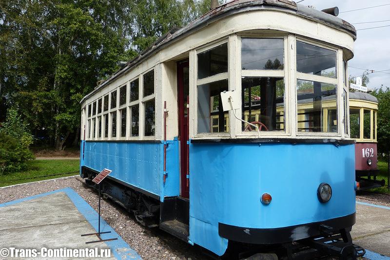 Музей трамваев в Нижнем Новгороде: Трамвайный вагон Х