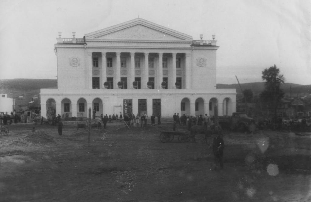 Усть-Катав фото города: Дворец Культуры Усть-Катава