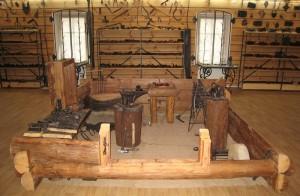 Достопримечательности Коломны: музей Кузнечная Слобода