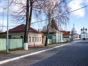 Достопримечательности Коломны: улицы Коломенского кремля