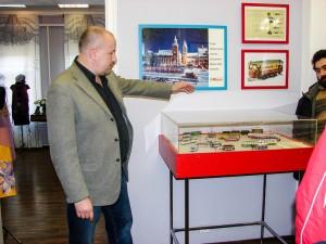 Достопримечательности Коломны: Музей моделей трамваев