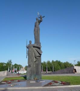 Пенза памятник победы