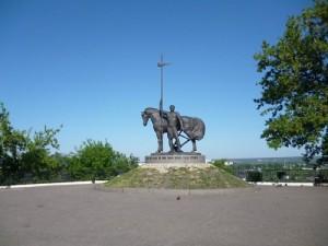 Пенза памятник первопоселенцу фото