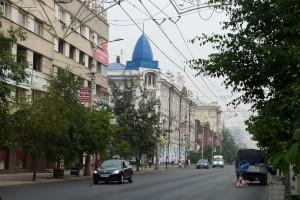 главные достопримечательности Красноярска