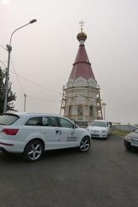 Красноярск часовня Параскевы Пятницы на Караульной горе