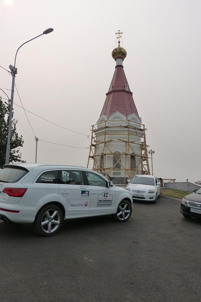 Красноярск часовня Параскевы Пятницы