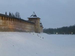 Новгород Великий достопримечательности Софийской стороны