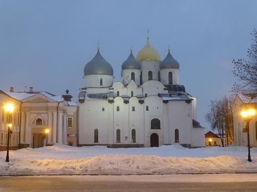 фото достопримечательностей Софийской стороны Новгорода Великого