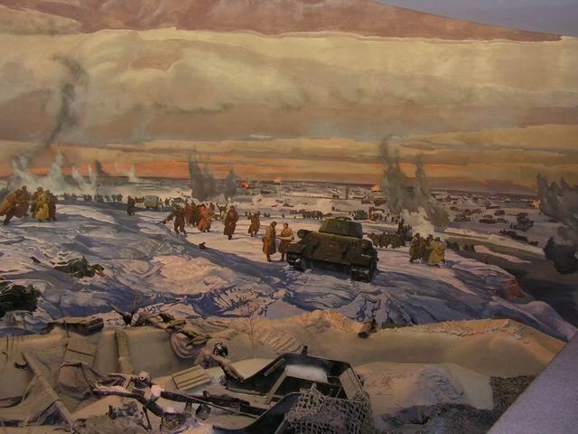 Курск музей Курской битвы
