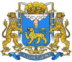 герб Пскова