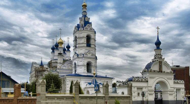 Иваново, Преображенский кафедральный собор