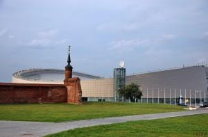 Достопримечательности Коломны: Центр конькобежного спорта