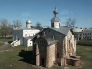 достопримечательности торговой стороны Новгорода Великого фото