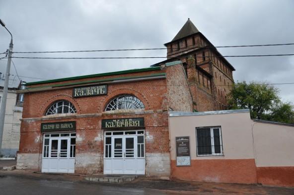 Музей калача в Коломне