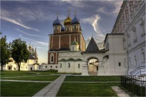 рязанский кремль, фото