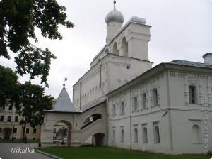 Новгород Великий кремль звонница фото