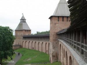Новгород Великий кремль фото