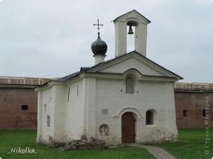 храмы Великого Новгорода фото
