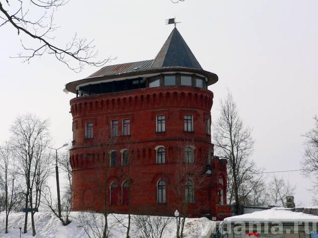 Владимир Водонапорная башня