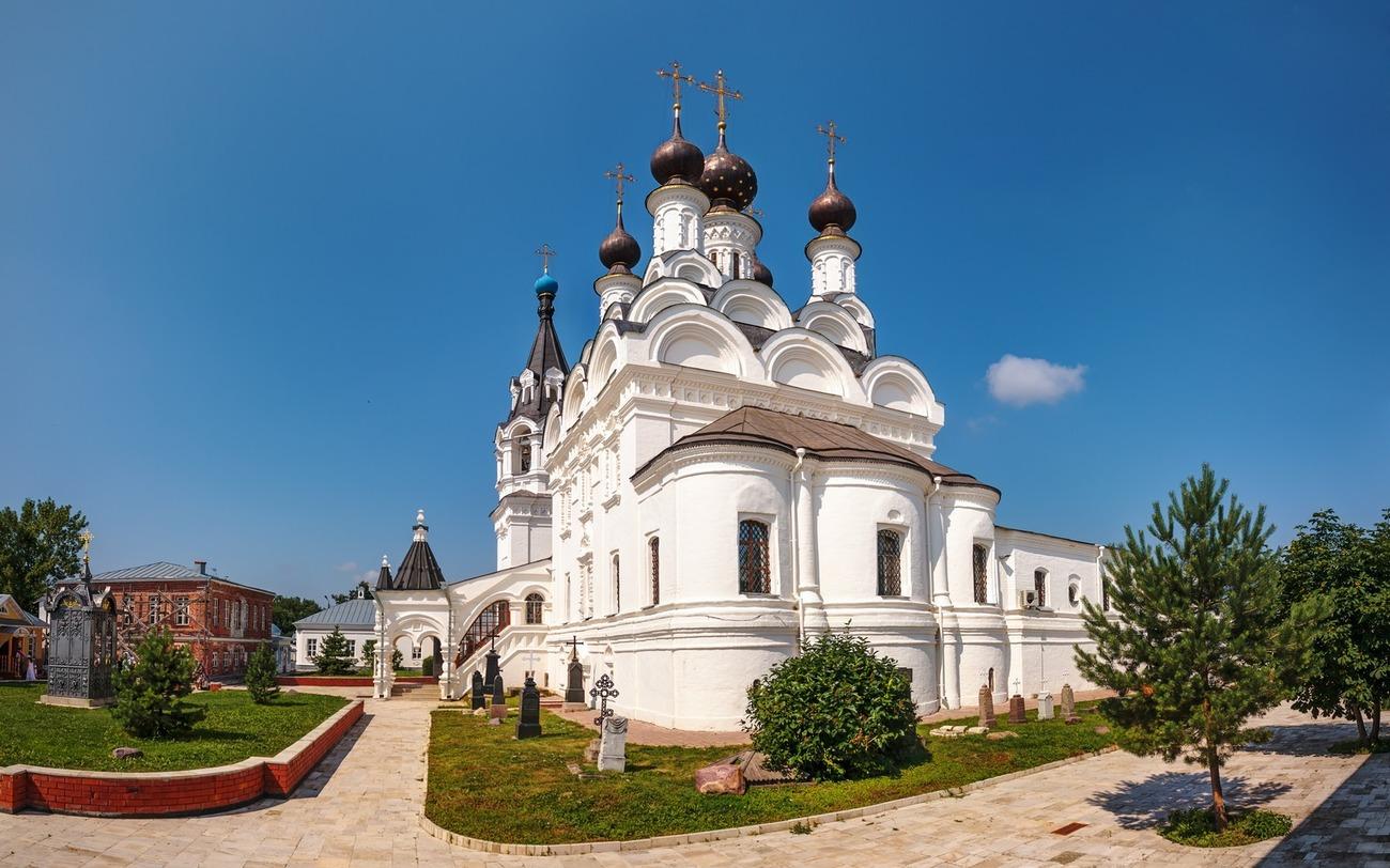 Муром Благовещенский монастырь