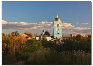 Муром Успенская церковь
