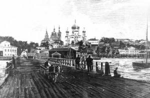 Петрозаводск Петропавловская слобода