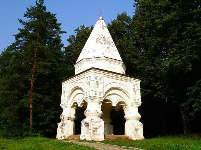 часовня Крест Переславль-Залесский