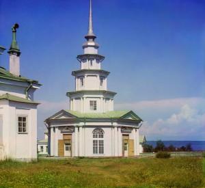 Петрозаводск Петропавловская церковь