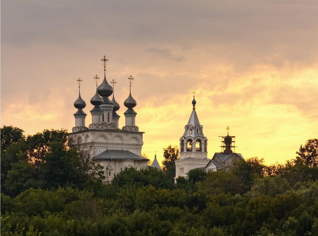 Муром. Воскресенский-монастырь