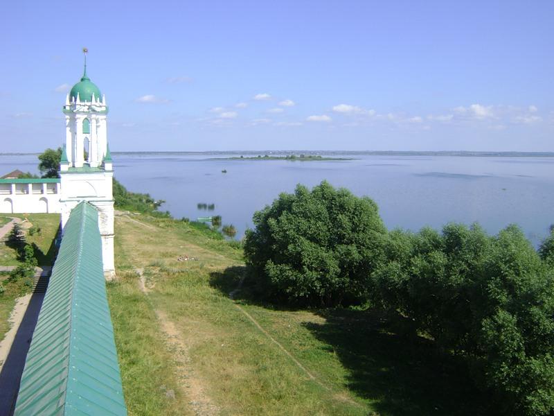 Ростов Великий озеро Неро