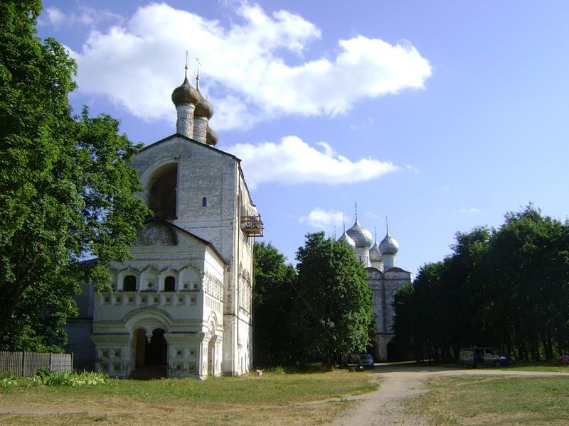 Монастырь в Борисоглебском