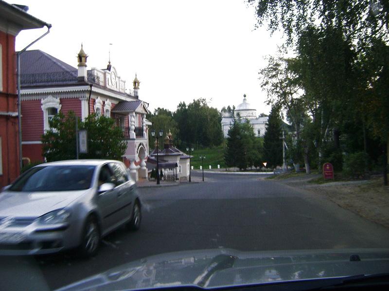 Улицы Мышкина