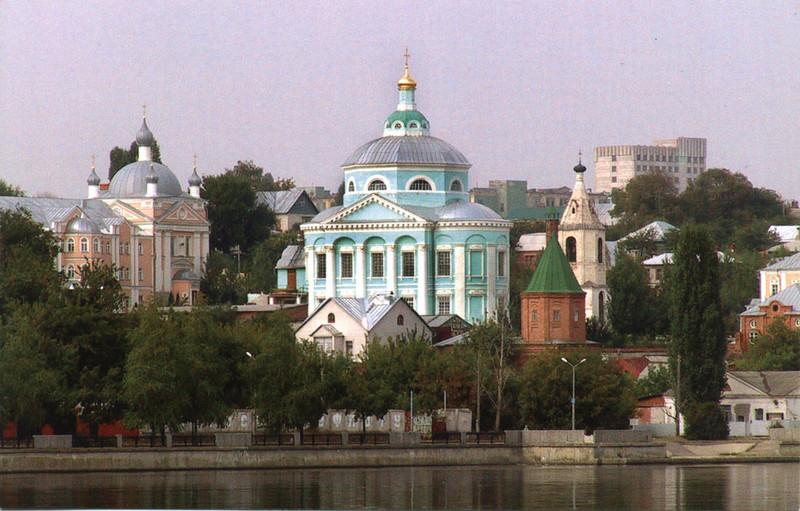 Храмы Воронежа фото
