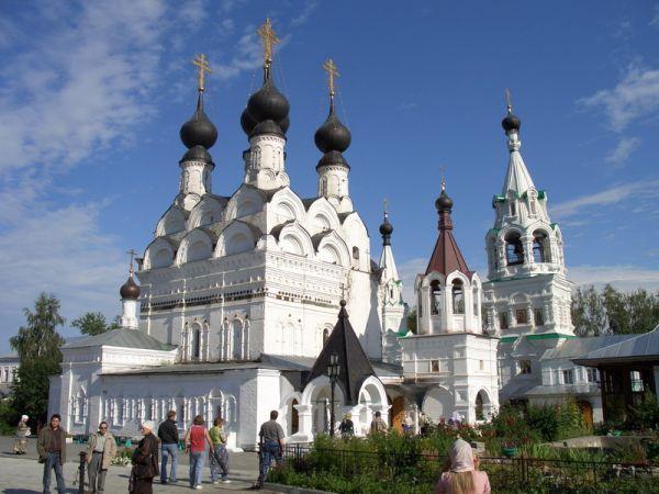 Муром Храмы и монастыри фото