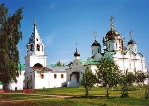 Монастырь Дивеево как добраться из Москвы Санкт