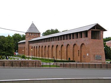 Смоленск Крепостная стена, фото