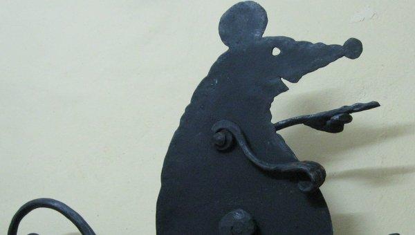 Мышкин мышь в музее мыши