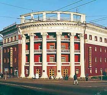 Петрозаводск гостиница Карелия