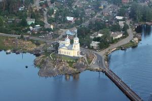 фото достопримечательностей Петрозаводска