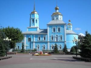 Смоленский собор в Белгороде