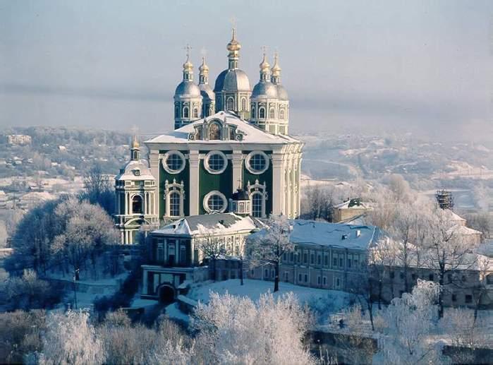 Смоленск фото Успенского собора