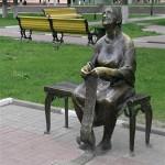 Вяжущая бабушка в Белгороде