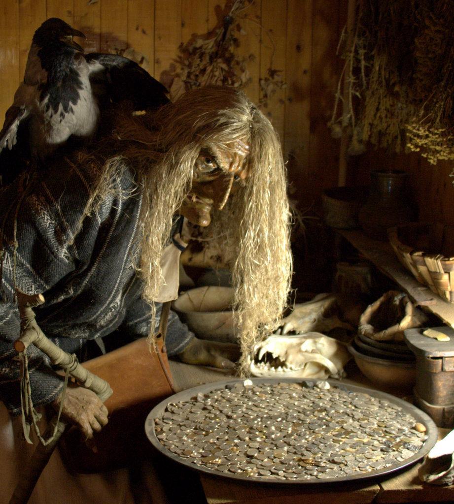 Музей суеверий в Угличе