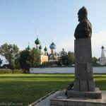 Переславль-Залесский памятник Юрию Долгорукому