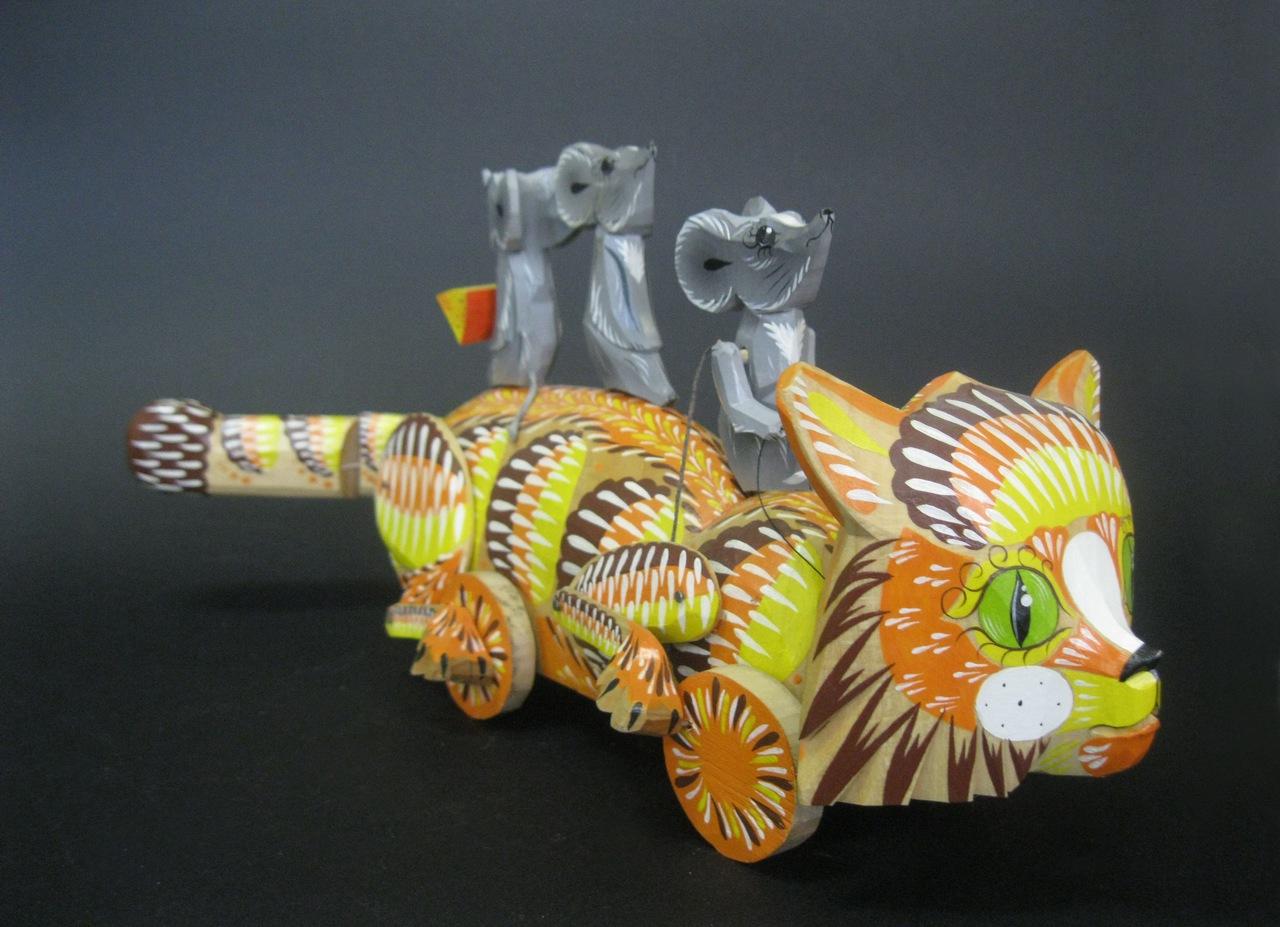 Сергиев Посад музей игрушки