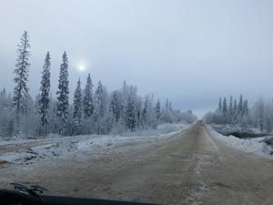 Дороги Российского севера