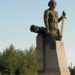Памятники Тулы: Памятник Димидову