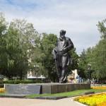 Памятники Тулы: Памятник Толстому