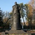 Памятники Тулы: Памятник Рудневу